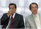 Schröder amenaza con dimitir si los líderes del SPD no aceptan su autoridad