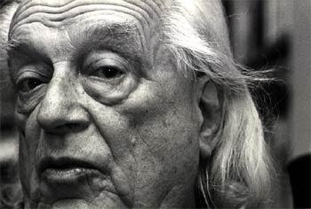 El poeta gaditano Rafael Alberti, de quien se celebra este año su centenario.