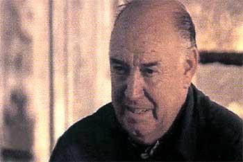 El ferroviario Buenaventura Durruti, sobrino del líder de la CNT, en el corto.