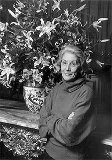 La escritora surafricana Nadine Gordimer.