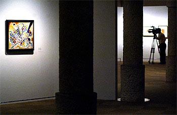 44 obras muestran en la pedrera los a os decisivos del for Horario oficinas catalunya caixa