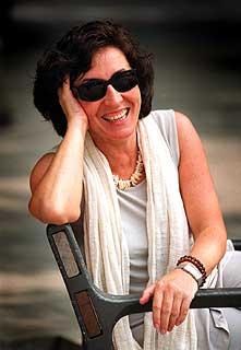 Rosa Martínez, comisaria de la Bienal de Venecia.