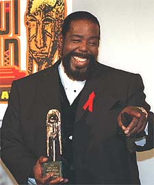 Barry White The Man El Hombre