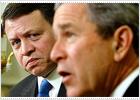 Bush defiende el valor de los Acuerdos de Ginebra en un claro desafío a Sharon