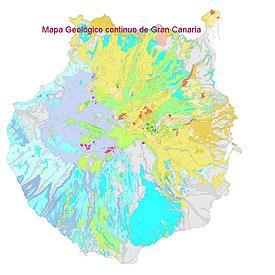 La espa a mineral en mapas edici n impresa el pa s for Pisos de vegetacion canarias
