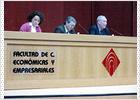 Conferencia del profesor argentino Rubén L. Berenblum en la Facultad de Económicas de la UCLM
