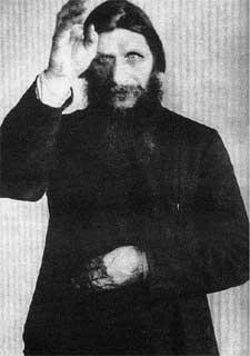 Grigori Rasputín.