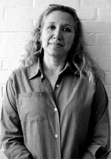 Sara Aldrete, en la cárcel de mujeres de la Ciudad de México en la que está detenida.