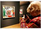 El festival de polipoesía Proposta exhibe el 'apocalipsis' de Burroughs y Haring