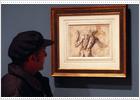 El Guggenheim redescubre los dibujos del Renacimiento italiano