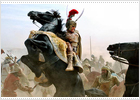 'Alexander' tropieza con graves obstáculos a la hora de emprender su conquista