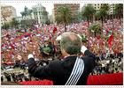 Tabaré Vázquez inicia su mandato con la promesa de cambio y austeridad en Uruguay