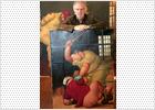 Fernando Botero retrata el horror de la cárcel iraquí de Abu Ghraib