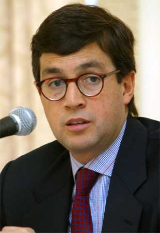 Luis Alberto Moreno, nuevo presidente del BID.