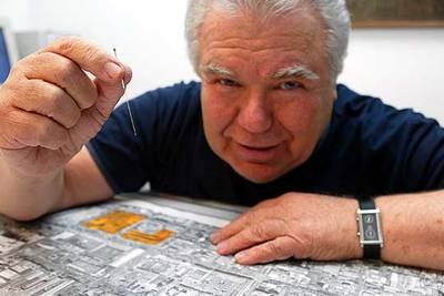 El arquitecto y político brasileño Jaime Lerner defiende la