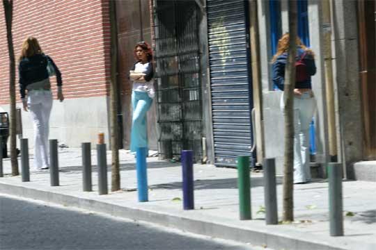 prostitutas eslovacas prostitutas calle desengaño