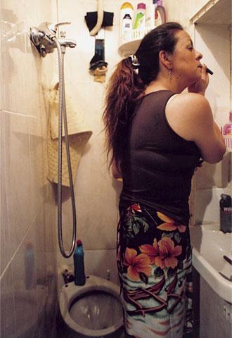 Marga ejerce la prostitución desde los 18 años.