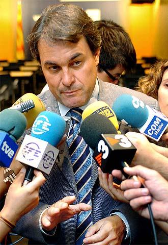 """Maragall y Carod rechazan el """"ultimátum"""" de CiU sobre el modelo de financiación"""