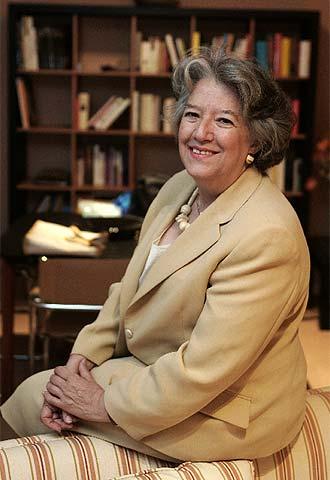 La socióloga María Ángeles Durán.