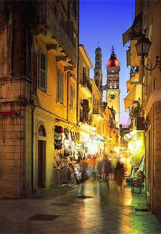Bajo la luz cosmopolita de corf edici n impresa el pa s for Oficina de turismo de grecia