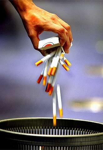 El vídeo que hará dejar fumar