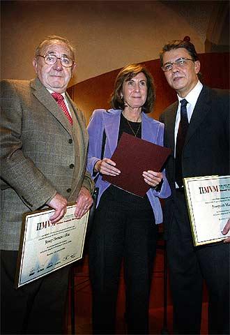 Pernau, Puyal y la maestría del añorado Vázquez Montalbán