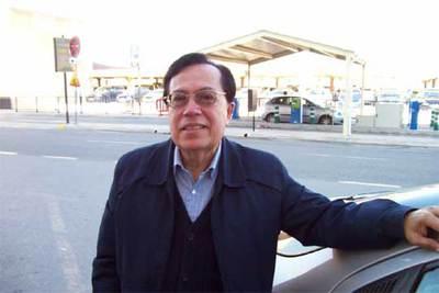 Gilberto Orellana, pastor evangélico salvadoreño expulsado de Marruecos.