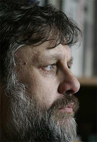 Slavoj Zizek es investigador del Instituto de Sociología de la Universidad de Liubliana (Eslovenia).