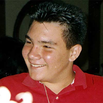Francisco Larrañaga, en una imagen anterior a su encarcelamiento.