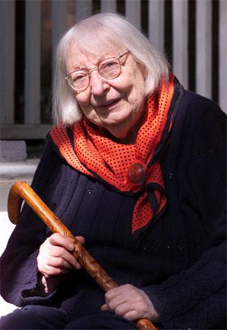Jane Jacobs.