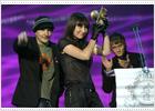 Amaral vuelve a triunfar en los Premios de la Música