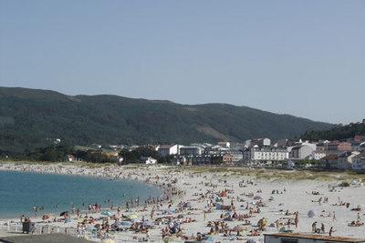 La playa de Laxe, en A Coruña, ha ganado un galardón especial a la accesibilidad.