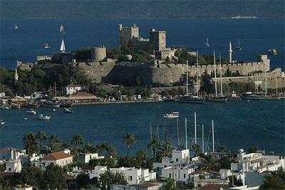 39 glamour 39 en la costa turca edici n impresa el pa s for Oficina turismo turquia