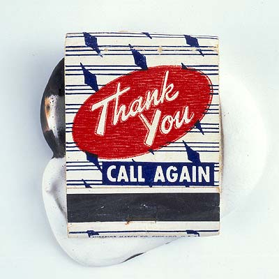 'Thank you-Call again' (1962)