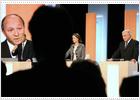 Royal se impone a sus rivales en el tercer debate de los candidatos socialistas franceses