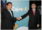 Las asambleas de El Monte y San Fernando aprueban su fusión en Cajasol por unanimidad