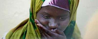 Faadumi Husein, de 16 años, asegura que la infibulación