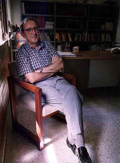 El teólogo Jon Sobrino.