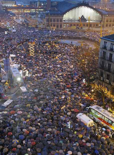 11 m manifestacion: