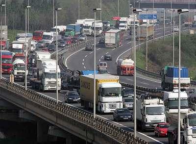 Retenciones de vehículos en la Margen Izquierda.