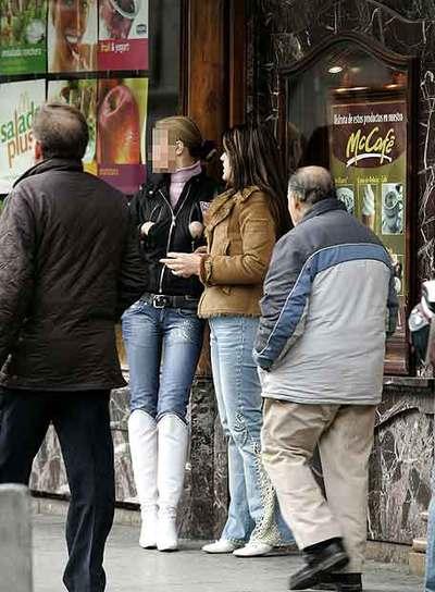 local prostitutas madrid videos de prostitutas viejas