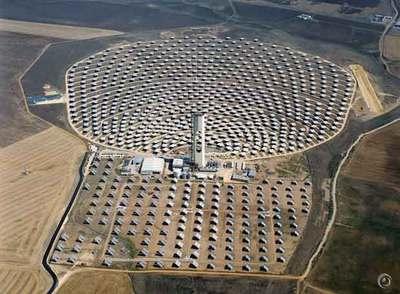 La energ a solar comienza a brillar edici n impresa el for Empresas de electricidad en sevilla