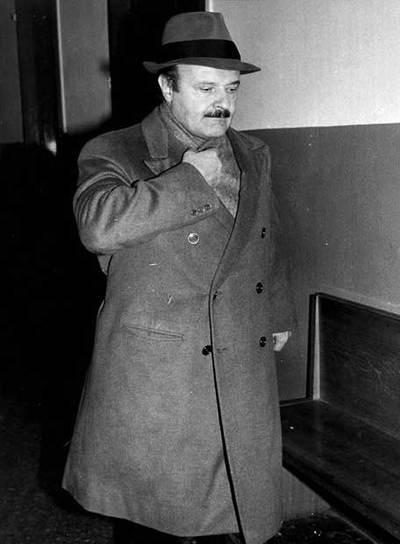 Roberto Calvi, en una foto de 1981.