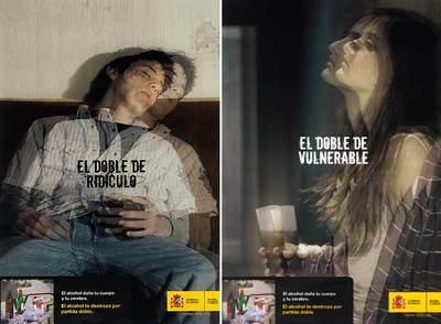 El tratamiento de giro contra el alcoholismo