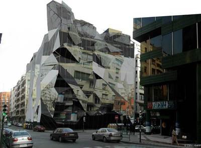 El polvo sobre el cristal edici n impresa el pa s - Estudios de arquitectura bilbao ...
