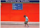 El metro ya para en Marqués de Vadillo