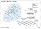 El tranvía de Boadilla se avería horas antes de la  inauguración