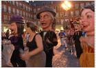 Madrid celebra por partida triple