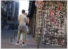 Postales del Madrid de la 'movida'