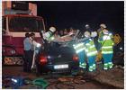 Muere un trabajador en Alcalá tras recibir una descarga de 15.000 voltios